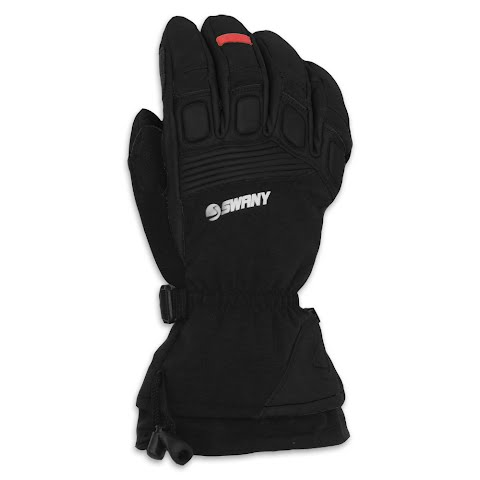 Image of Swany Mens A - Star Gloves - Black