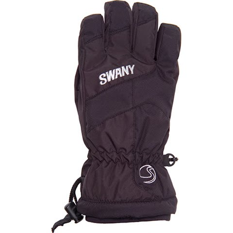 Image of Swany Youth Ollie Gloves - Black