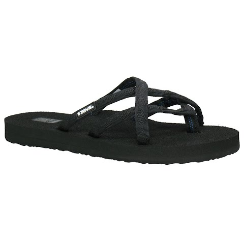 Product image of Teva Women ' S Olowahu Sandal - Black On Black
