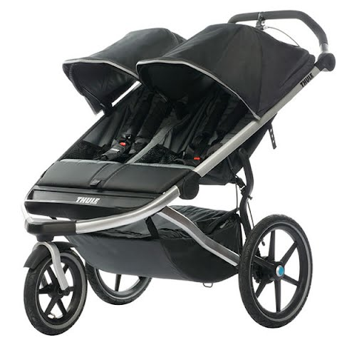 Product image of Thule Urban Glide 2 Stroller - Dark Shadow