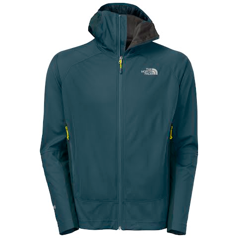 The North Face Men ' S Alpine Project Hybrid Hoodie - Conquer Blue