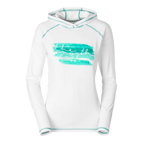 The North Face Women ' S Water Dome Hoodie - Tnf White