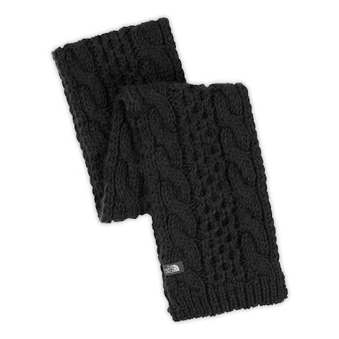 Product image of The North Face Cable Minna Scarf - Tnf Black
