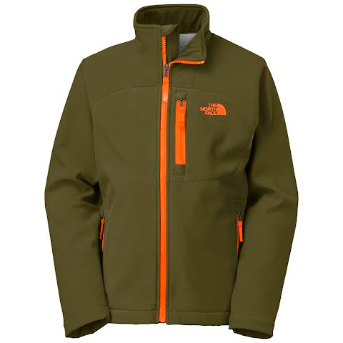 Product image of The North Face Boy ' S Youth Shellrock Jacket - Forest Night