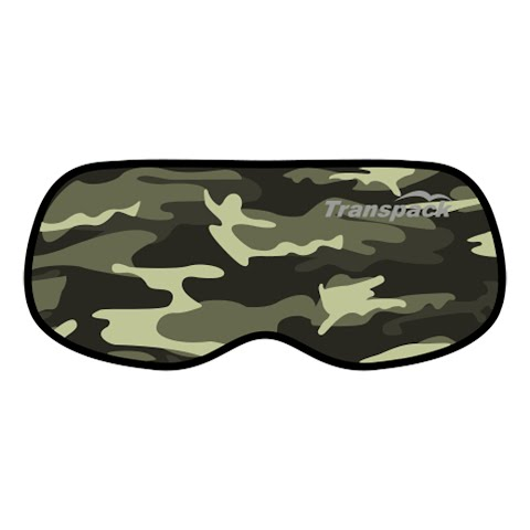 Image of Transpack Goggle Cover - Camo