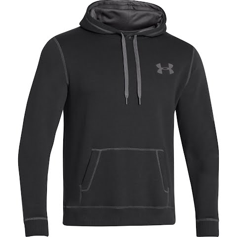 Product image of Under Armour Men's Ua Rival Fleece Hoodie - Black
