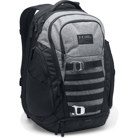 Under Armour Huey Backpack Graphite / Black