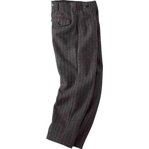 Woolrich Mens Malone Pant – Charcoal