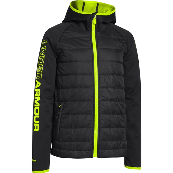 mens under armour werewolf jacket