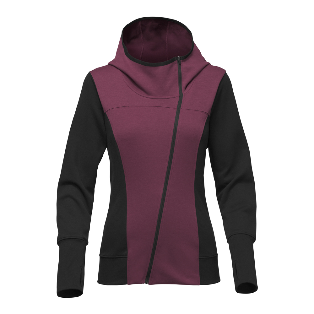 The North Face Women\u0027s Train N Go Full Zip Sweater