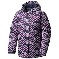 Columbia Toddler Girl's Magic Mile Jacket Image