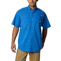 Columbia Men's PFG Bonehead Short Sleeve Shirt Image