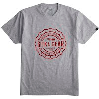 Sitka Gear Compass Tee Image