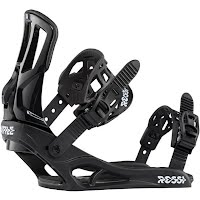Rossignol Men's Battle BW Snowboard Binding Image