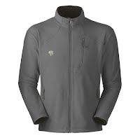 Mountain Hardwear Mens Microchill Jacket Image