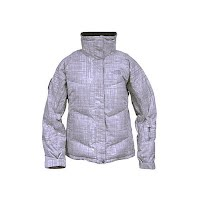 The North Face Women's Nyla Print Down Jacket (Discontinued) Image