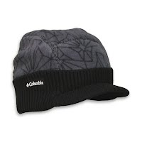 Columbia Youth Visor Hat Image