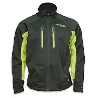 Columbia Mens Fleece Fusion Jacket Image