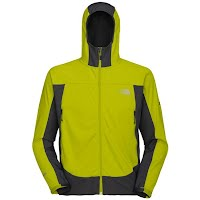 The North Face Mens Cipher Hybrid Hoodie Image