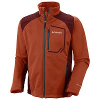 Columbia Men`s Key Three II Soft Shell Jacket Image
