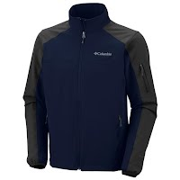Columbia Mens Shadow Heights Softshell Image