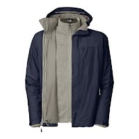 The North Face Mens Flathead Triclimate Jacket Image