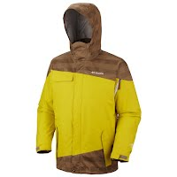 Columbia Mens Hells Mountain Interchange Jacket Image