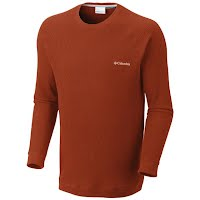 Columbia Men`s Olstad Crew Long Sleeve Image