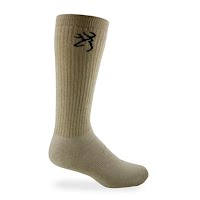 Browning Antimicrobial Scent Eliminating X-System Socks Image
