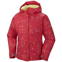 Columbia Toddler Girl's Triple Run Jacket Image