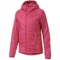 Adidas Outdoor Women`s Terrex Swift PrimaLoft Hoodie Image