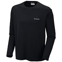 Columbia Men`s Meeker Peak Long Sleeve (Extended Size) Image