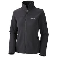 Columbia Women`s Fast Trek II Full Zip Fleece Jacket (Extended Sizes) Image
