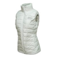M T Mountaineering Women`s Down Vest Image