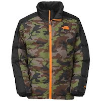 The North Face Boys Youth Aconcagua Jacket Image