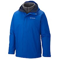 Columbia Men`s Nordic Cold Front Interchange Jacket Image