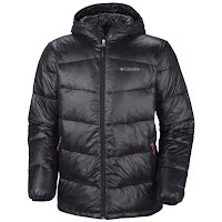 Columbia Men`s Gold 650 Turbodown Down Jacket Image