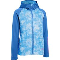 Under Armour Mountain Girl`s Youth ColdGear Infrared Werewolf Jacket Image
