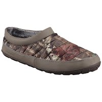 Columbia Men`s Packed Out II Omni-Heat Camo Slipper Image