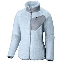 Columbia Women`s Double Plush Sporty Fleece Jacket Image