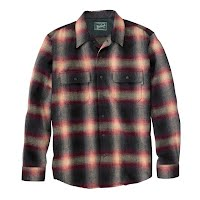 Woolrich Men's Bering Wool Shirt Image