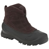 Sorel Mens Cold Mountain Zip Winter Boots Image