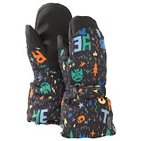 Burton Youth Minishred Heater Mitten Image