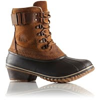 Sorel Women`s Winter Fancy Lace II Boots Image