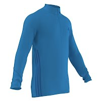 Adidas Outdoor Mens Terrex Swift Long Sleeve 1/2 Zip Image