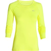 Under Armour Women`s Coldgear Cozy Long Sleeve Crew Image