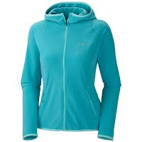 Columbia Women's Summit Rush Full Zip Hoodie Image