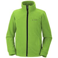Columbia Youth Boy's TechMatic Fleece Image