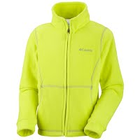 Columbia Girl's Youth Exoplorers Delight Fleece Image