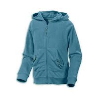 Columbia Girl's Youth Columbia Springs II Full Zip Hoodie Image